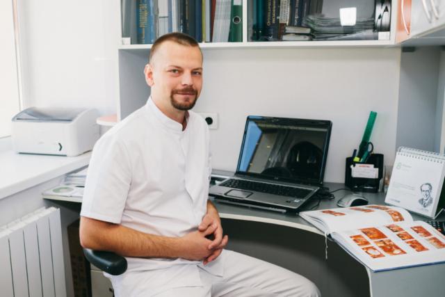 Василь Богданович Блищук - стоматолог Житомира