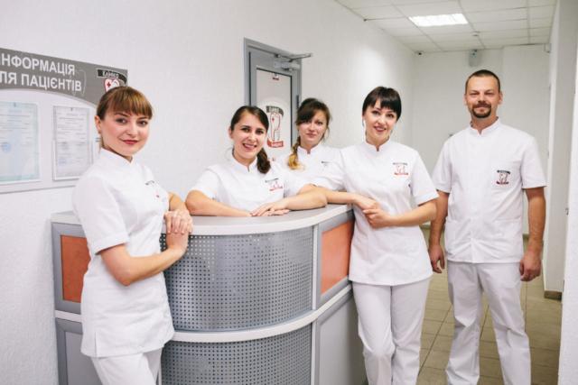 стоматолог Житомир