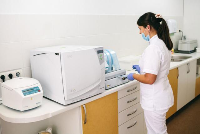 Індивідуальне пакування інструментів - стоматолог Житомир
